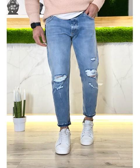 Jeans Siviglia con rotture...